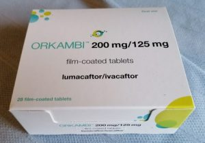 Box of Orkambi