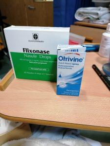 Flixonase nasal drops